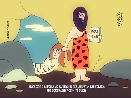 Humore montazhi dhe foto tjera humoristike - Faqe 5 Foto_1._7_Janar_njeriu_i_shpellave