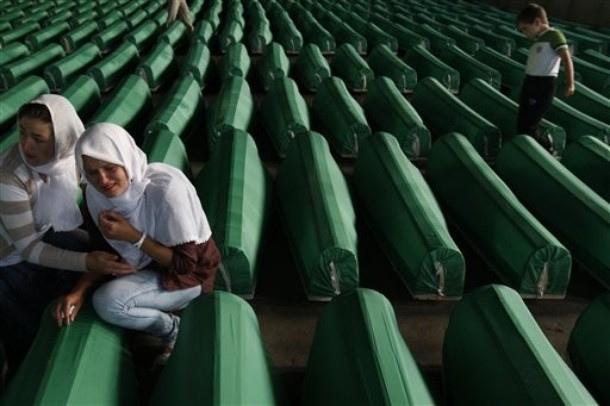 Viktimat e Srebrenic�s | Foto: Flickr.com