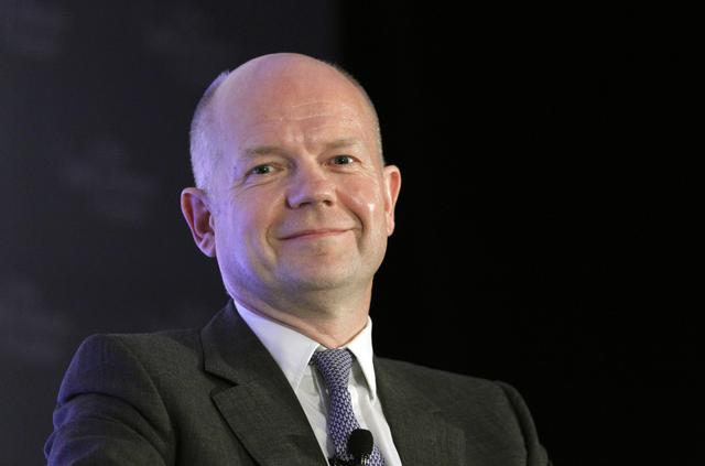William Hague | Foto: AP/ Beta
