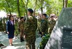Presidentja Jahjaga vizitoi shtabin e KFOR-it
