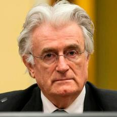 Radovan Karadzic. | Foto: Beta