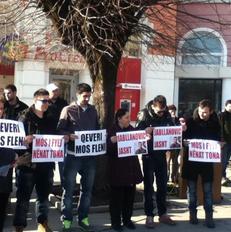 Protesta n� Pej�