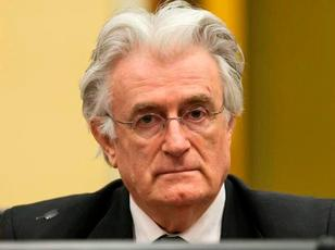 Radovan Karadzic.   Foto: Beta