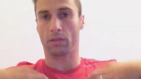 PrintScrn nga intervista e realizuar n� Skype